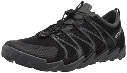Merrell Men's Tetrex, Black, 9 Medium US