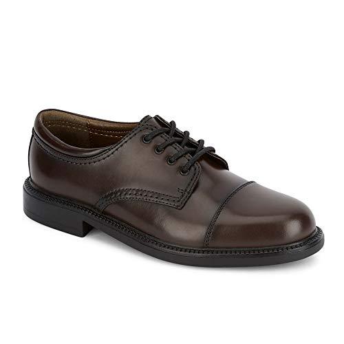 Dockers Men's Gordon Leather Oxford Dress Shoe,Cordovan