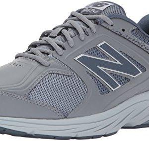 New Balance Men's Walking Shoe, Grey