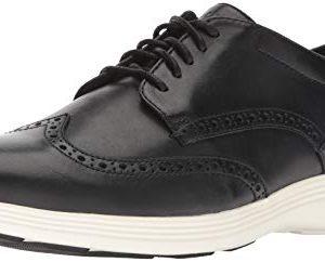 Cole Haan Men's Grand Crosscourt II Sneaker, Black