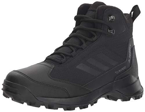 adidas outdoor Men's Terrex Heron MID CW CP, Black/Black/Black