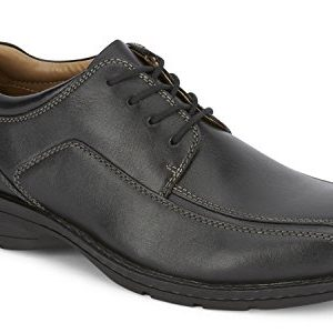 Dockers Men's Trustee Leather Oxford Dress Shoe,Black