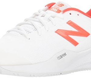 New Balance Men's Hard Court Running Shoe, White