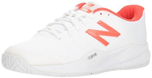 New Balance Men's Hard Court Running Shoe, White