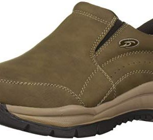 Dr. Scholl's Shoes Men's Vail Sneaker, Dark Taupe