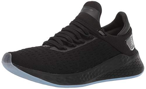 New Balance Men's Lazr V2 Fresh Foam Running Shoe, Black/Magnet