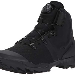 Under Armour Men's Infil Military and Tactical Boot, Black (001)/Black, 9.5