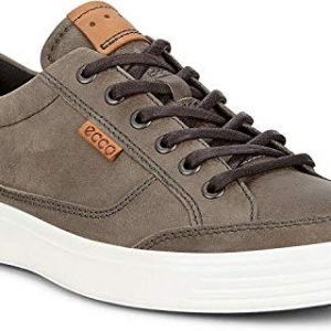 ECCO Men's Soft 7 Fashion Sneaker,Wild Dove grey
