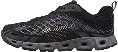 Columbia Men's Drainmaker IV Water Shoe, Black, lux