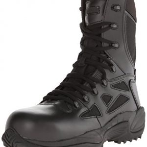 Reebok Work Men's Rapid Response Safety Boot,Black