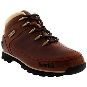 Timberland Mens Euro Sprint Hiker Snow Winter Hiking Lace Up Boots