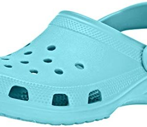 Crocs Classic Clog|Comfortable Slip On Casual Water Shoe, Pool, 8 M US Women / 6 M US Men