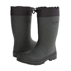 Kamik Men's Hunter Snow Boot, Khaki