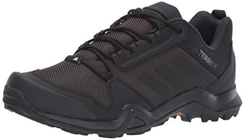 adidas outdoor Men's Terrex AX3 Hiking Boot, Black/Black/Carbon