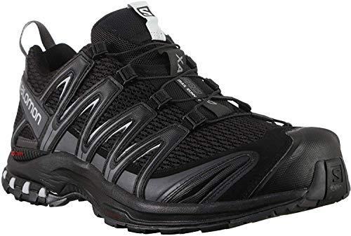 Salomon Men's XA Pro 3D Trail Running Shoes, Black/Magnet/Quiet Shade
