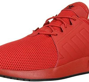 adidas Originals Men's X_PLR Running Shoe, Scarlet/Scarlet/Black