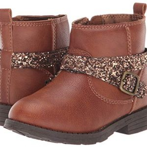 Carter's Girl's Cathy2 Ankle-Boot, Brown