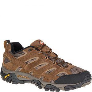 Merrell Men's Moab 2 Vent Hiking Shoe, Earth