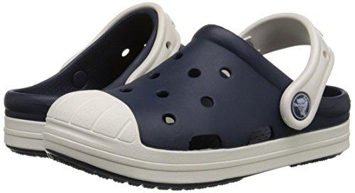 Crocs Kids' Bump It Clog, Navy/Oyster