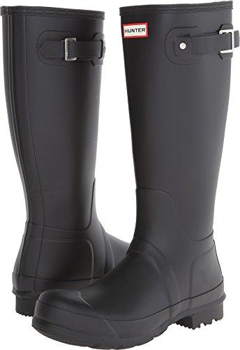 HUNTER Original Tall Rain Boots Black 8