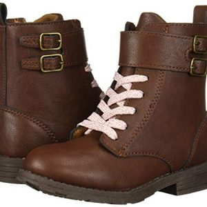 Carter's Girl's Blaire2 Ankle Boot, Brown