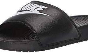 Nike Benassi JDI Men's Sandals Black/White