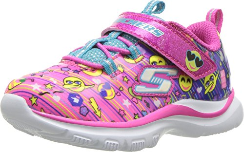 Skechers Kids Baby Girl's Trainer Lite - Color Dance (Toddler) Multi