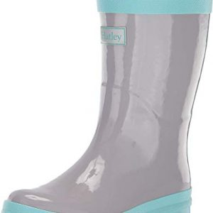 Hatley Kids Girl's ICY Landscape Boots (Toddler/Little Kid) Grey 1 Little Kid