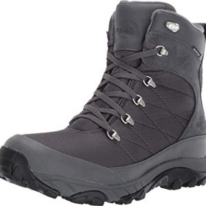 The North Face Men's Chilkat Nylon Boot, Zinc Grey/Ebony Grey, 10 D