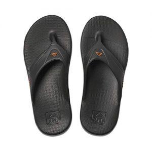 Reef One - Men's Waterproof Sandals - Dual Density Single Mold Men's Flip Flops