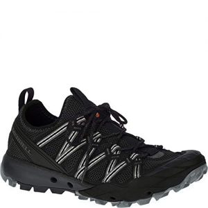 Merrell Men's Choprock Trekking and Hiking Footwear, Black Black, 44