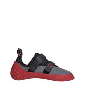 Five Ten Gym Master Mens Climbing Shoes, (Scarlet, Carbon, Black), Size 10