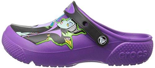 Crocs Girls FL Disney Villain Clog K, Amethyst