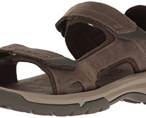 Teva Men's M Langdon Sandal, Walnut