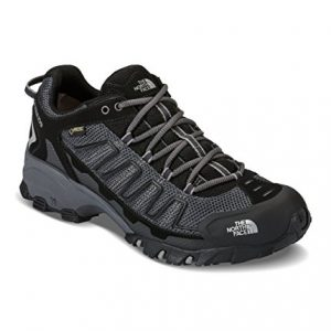 The North Face Mens Ultra 109 GTX Hiking Shoe TNF Black/Dark Shadow Grey