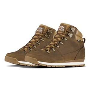 The North Face Men's Back-2-Berkeley Redux Leather - Dijon Brown & Tagumi Brown - 11.5