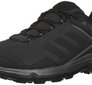 adidas outdoor Men's Terrex EASTRAIL Hiking Boot, Carbon/Black/Grey Five