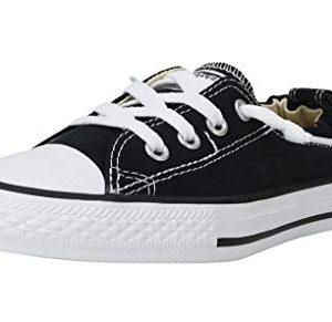 Converse Girls' Chuck Taylor All Star Shoreline Sneaker, Black