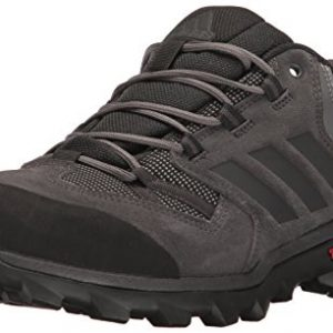 adidas Outdoor Men's Caprock Gore-Tex Hiking Shoe, Black/Utility Black/Granite