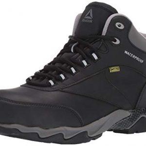 Reebok Work Men's Beamer Work Shoe, Black