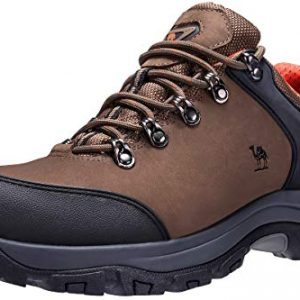 CAMEL CROWN Hiking Shoes Men Trekking Shoe Low Top Outdoor Walking