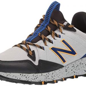 New Balance Men's Crag V1 Fresh Foam Running Shoe MARBLEHEAD/BLACK