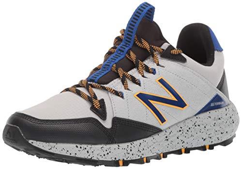 New Balance Men's Crag V1 Fresh Foam Running Shoe MARBLEHEAD/BLACK