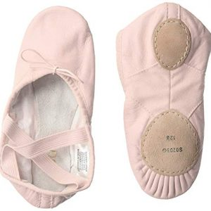 Bloch Girls Dance Dansoft II Leather Split Sole Ballet Shoe/Slipper