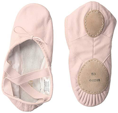 Bloch Girls Dance Dansoft II Leather Split Sole Ballet Shoe/Slipper
