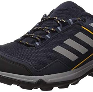 adidas outdoor Men's Terrex EASTRAIL GTX Boot, Legend Ink/Grey Three/Active Gold, 9 D US