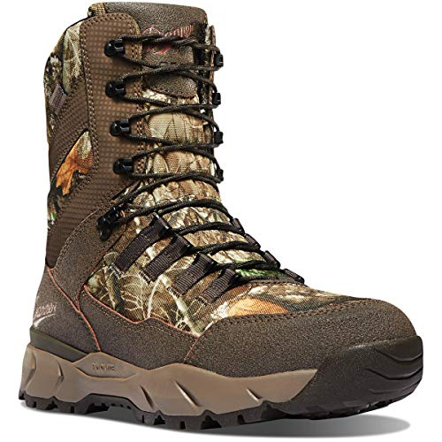 "Danner Men's Vital 8"" 800G Waterproof Hunting Boot, Realtree Edge"