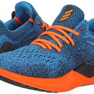 adidas Unisex-Kid's Alphabounce Beyond Running Shoe, Bright Blue/hi-res