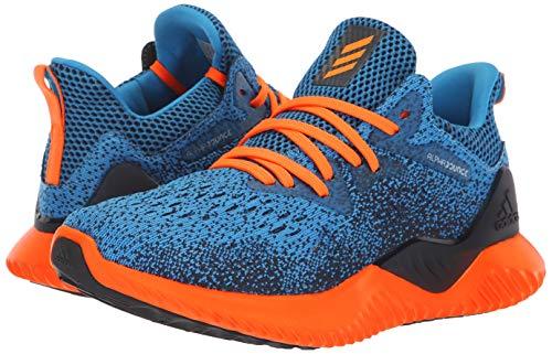 adidas Unisex-Kid's Alphabounce Beyond Running Shoe, Bright Blue/hi-res