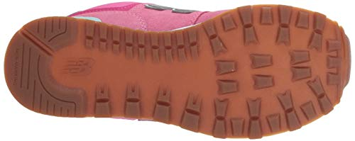 New Balance Girls Lace-Up Sneaker, Light Carnival Imported Iconic 574 V1 Kids' energetic schedules name for a sneaker that is fashionable sufficient to assist them meet every day with confidence, plus comfy sufficient for all-day put on all through the week. The 574 Core for youths delivers traditional athletic fashion in a light-weight, versatile shoe that stands as much as energetic play. A suede and mesh higher and a cushioned midsole provide consolation and help, whereas a sturdy rubber outsole helps present stability and traction indoors and out.